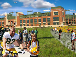 Envisioning the Titletown District