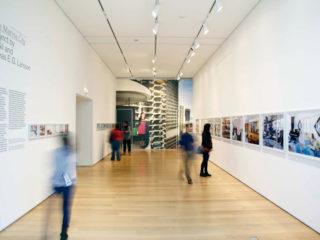 Inside Marina City   Art Institute of Chicago