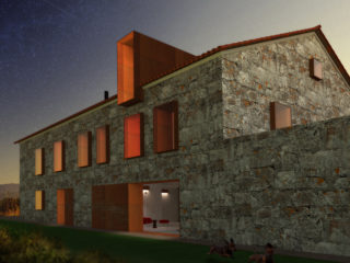 House in Galicia