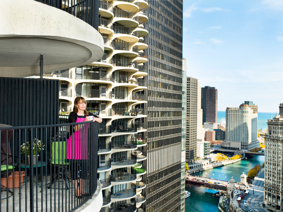 Inside Marina City recognized in Arquia/Proxima