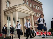 Shanghai 's most expensive international school opens its doors
