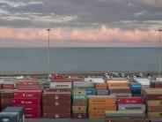 An Artist Residency Aboard a Cargo Ship