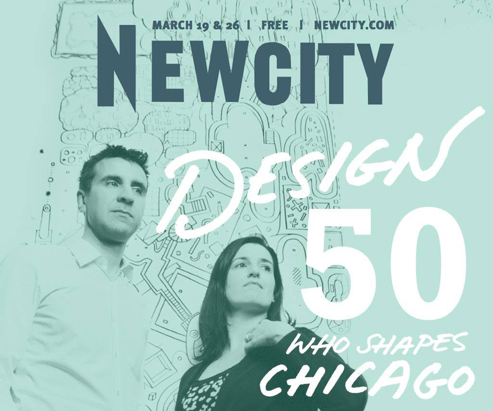 Iker Gil in Newcity's 2015 Design 50