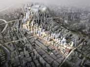 Harvard GSD Students Win International Urban Design Competition for Shanghai Rail Station