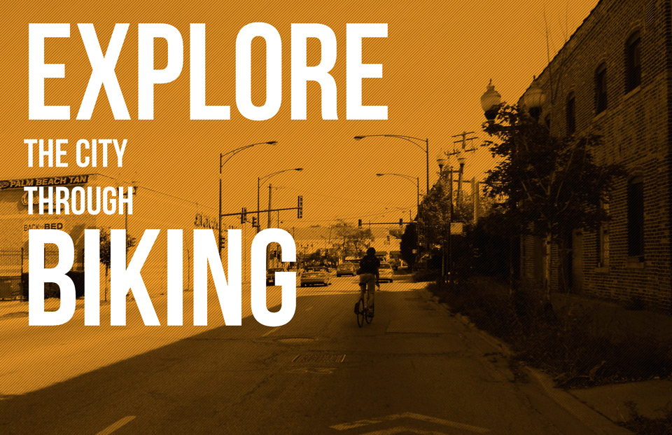 Explore the city through biking © MAS Studio