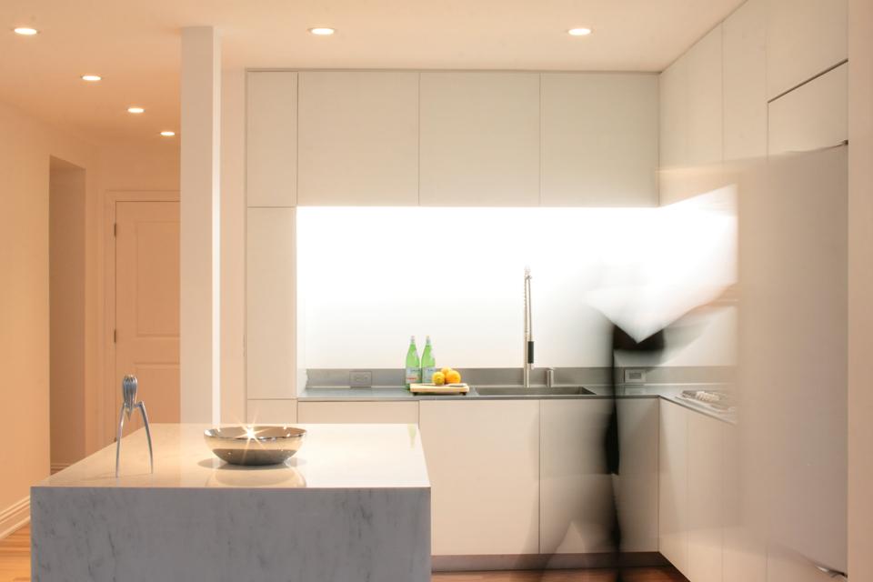Kitchen island; Elemental kitchen & MAS Studio » Elemental Kitchen azcodes.com