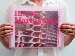 Inside Marina City Zine