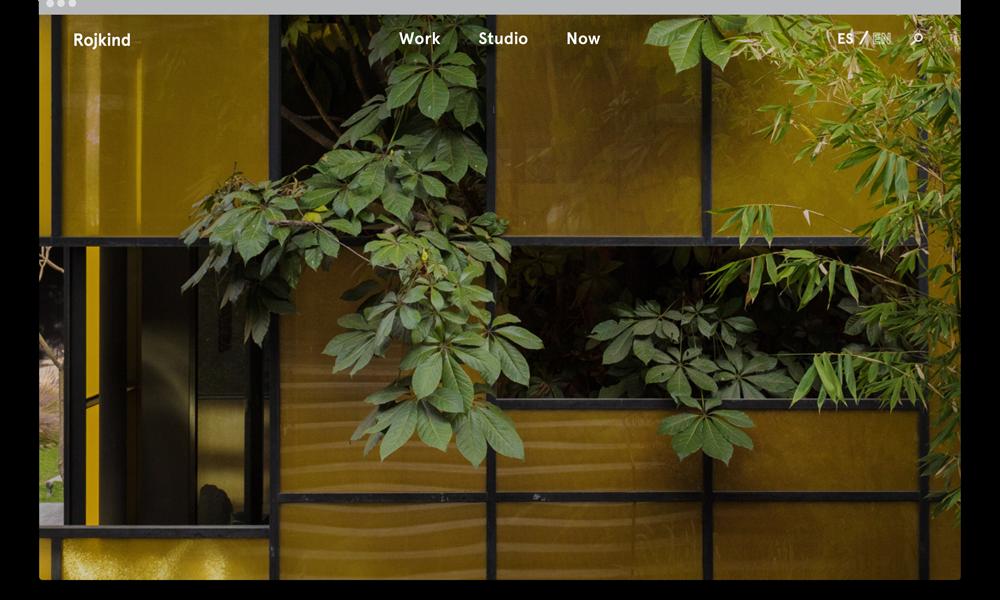 MAS Studio, part of the team designing the new Rojkind Arquitectos website