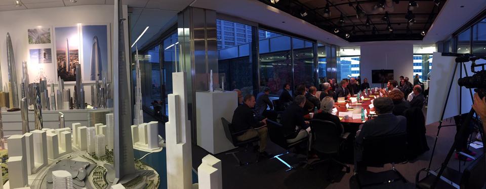 Iker participates in the Civic Design Leadership Forum