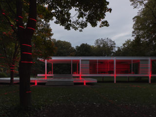 Geometry of Light – Farnsworth House