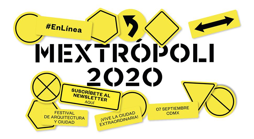Iker participates in Mextrópoli 2020